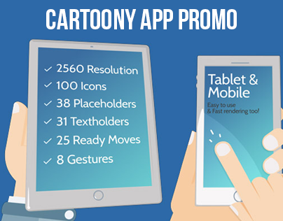 cartoony-app-promo