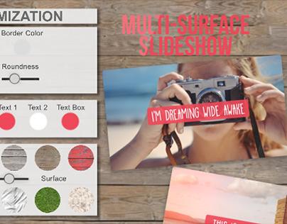 multi-surface-slideshow