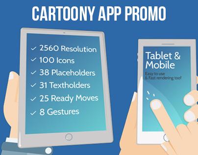 cartoony-app-promo