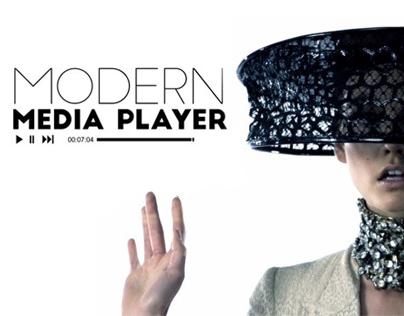 modern-media-player